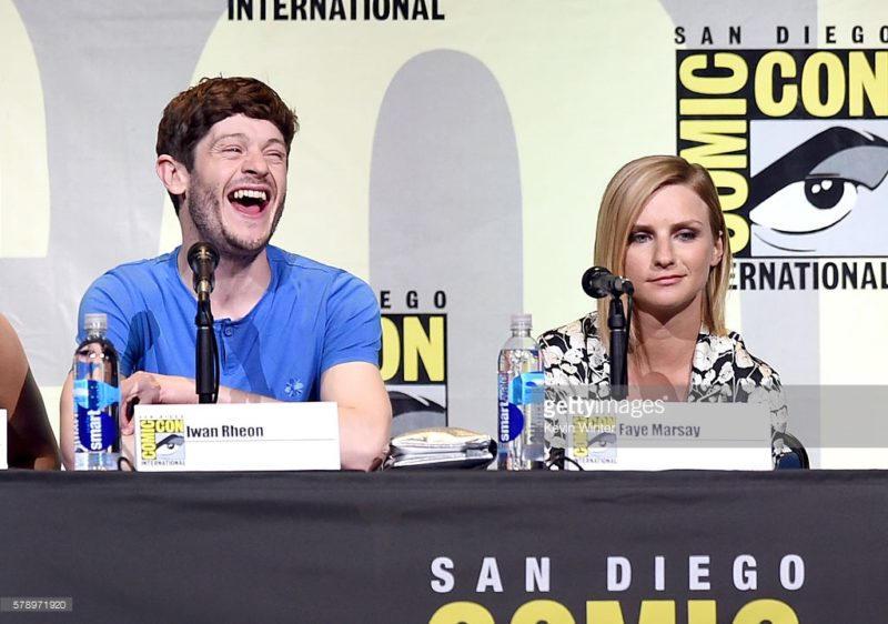 """attends the """"Game Of Thrones"""" panel during Comic-Con International 2016 at San Diego Convention Center on July 22, 2016 in San Diego, California."""