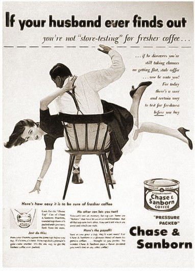 chase-and-sanborn-1952-this-ad-makes-light-of-domestic-violence